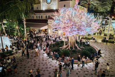 shopping palm beach convention center