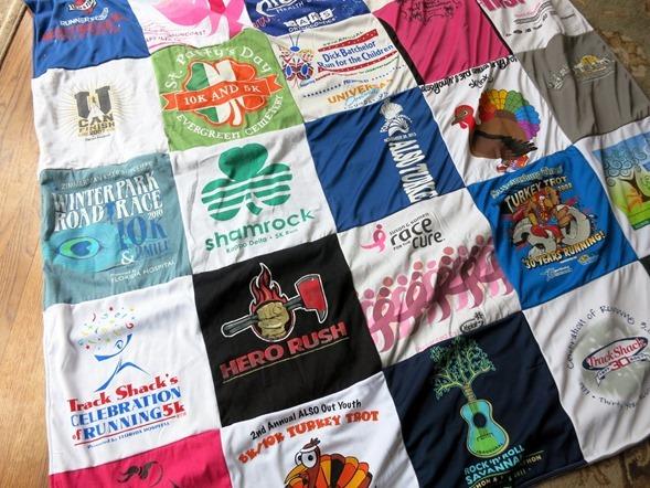 T Shirt Quilt Groupon