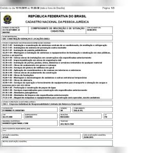 InShot 20191111 174355952 - EMPRESA FANTASMA?! Ministério Público investiga a contratação de suposta 'sorveteria' para reparos na sede da Câmara de Bayeux; confira