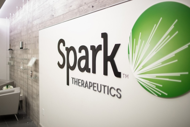 Spark seeks marketing approval for investigational therapy in Europe