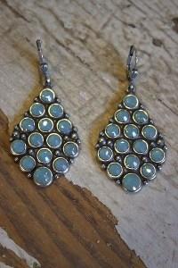 Rhinestone Earrings | Earring | La Vie Parisienne