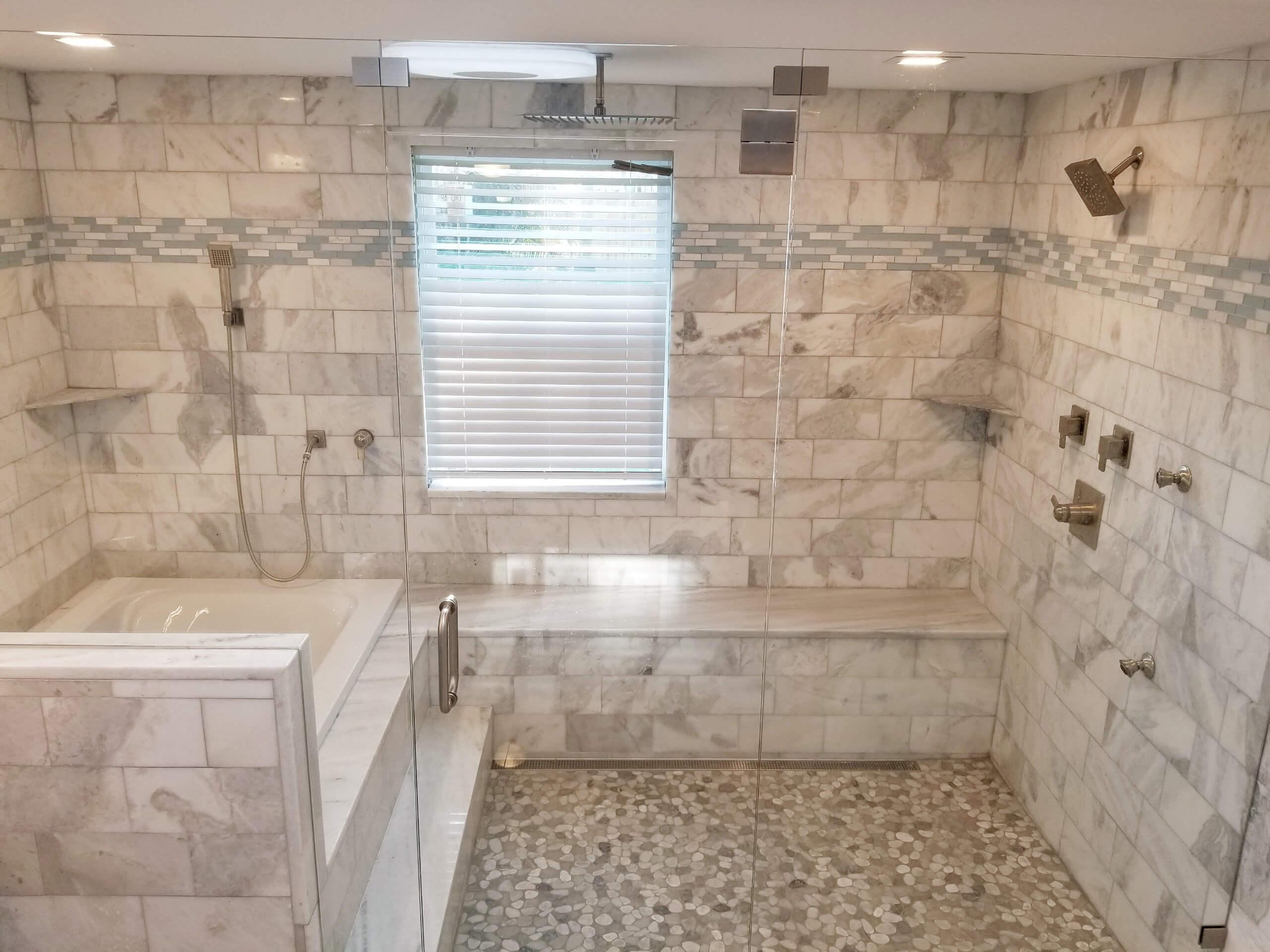 custom shower ideas design that you