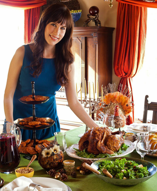 Thanksgivukkah Recipes  The History Kitchen  PBS Food