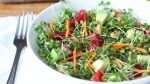 Microgreens Salad recipe