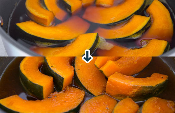 sweet and savory kabocha pumpkin recipe fresh tastes pbs food