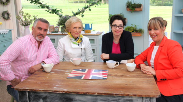 Image result for great british baking show