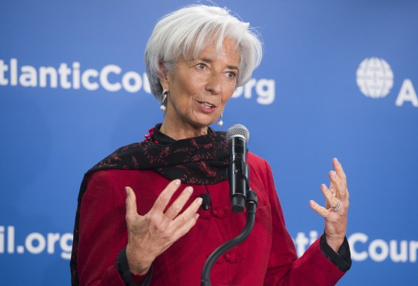 Image result for imf chief photos