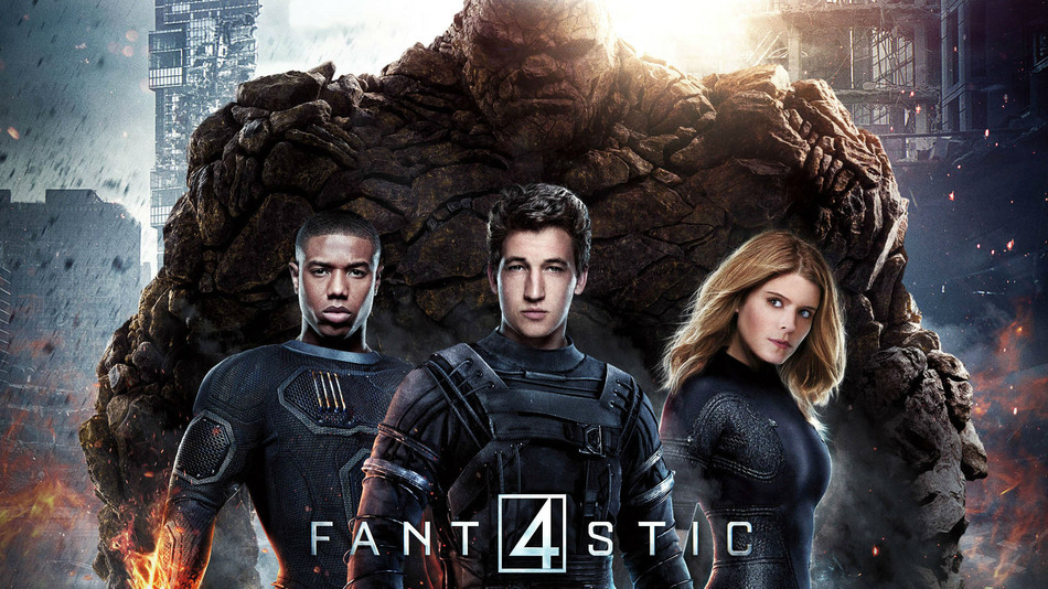 In Marvel's comic book Fantastic Four, a  radiation blast yields superpowers in people.