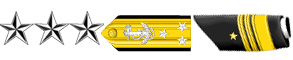 Insignias of Vice Admiral