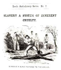 Flogging a Slave