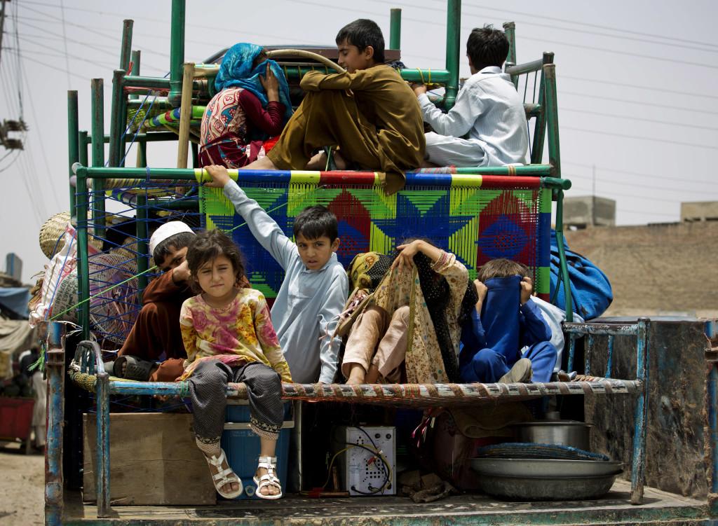 """Pakistan's """"Forgotten Crisis"""""""