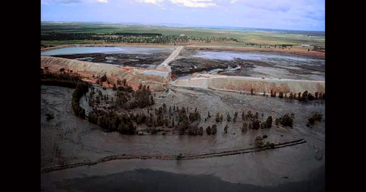 Tailings Dams: Where Mining Waste is Stored Forever