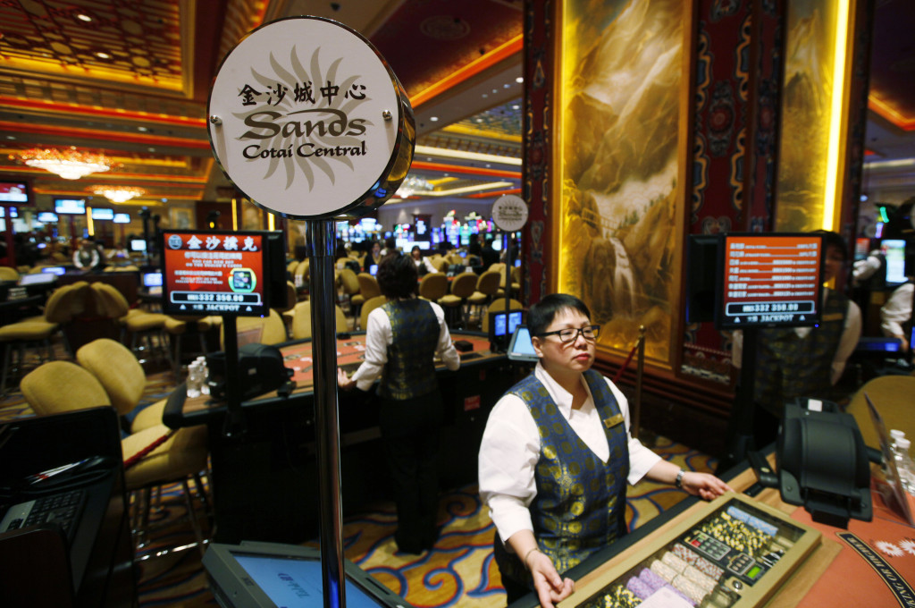 Image result for macau casino firing staff