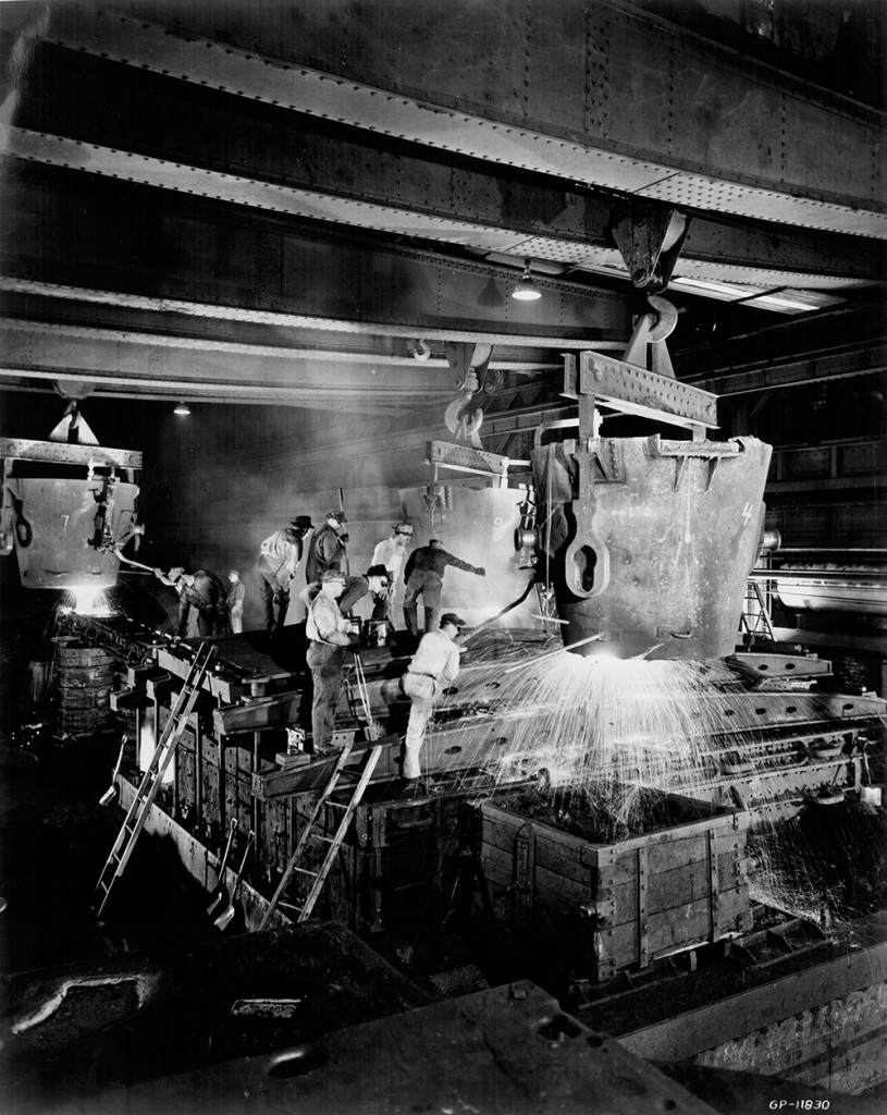 Photos: Milwaukee\'s Industrial Past | Two American Families ...