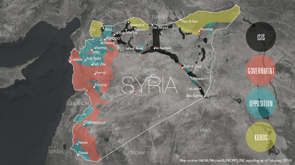 Map syrias shifting battle lines syrias second front since the uprising began nearly three years ago the war in syria has become increasingly diffuse the high security risk for journalists and the fluid gumiabroncs Image collections