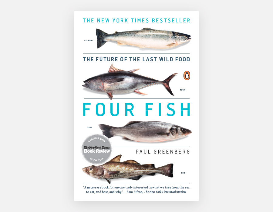 Excerpt four fish the future of the last wild food for Fish plates near me