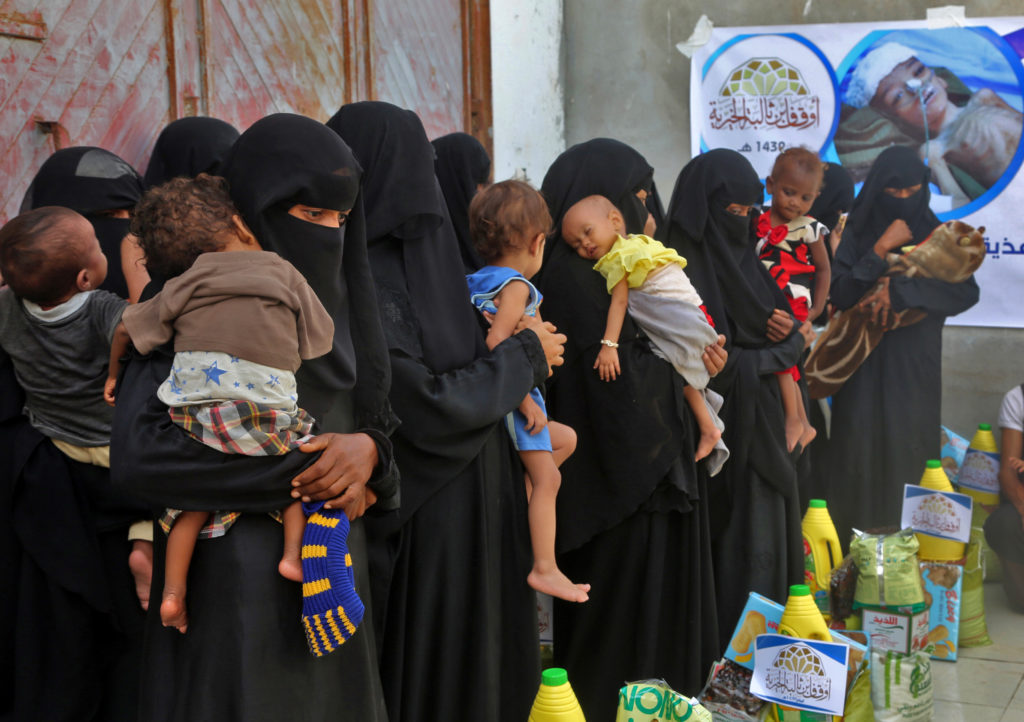 A New Offensive Threatens to Deepen Yemen's Humanitarian Crisis