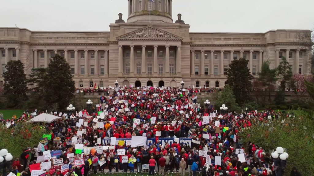 Kentucky's Supreme Court Voids Controversial Pension Bill