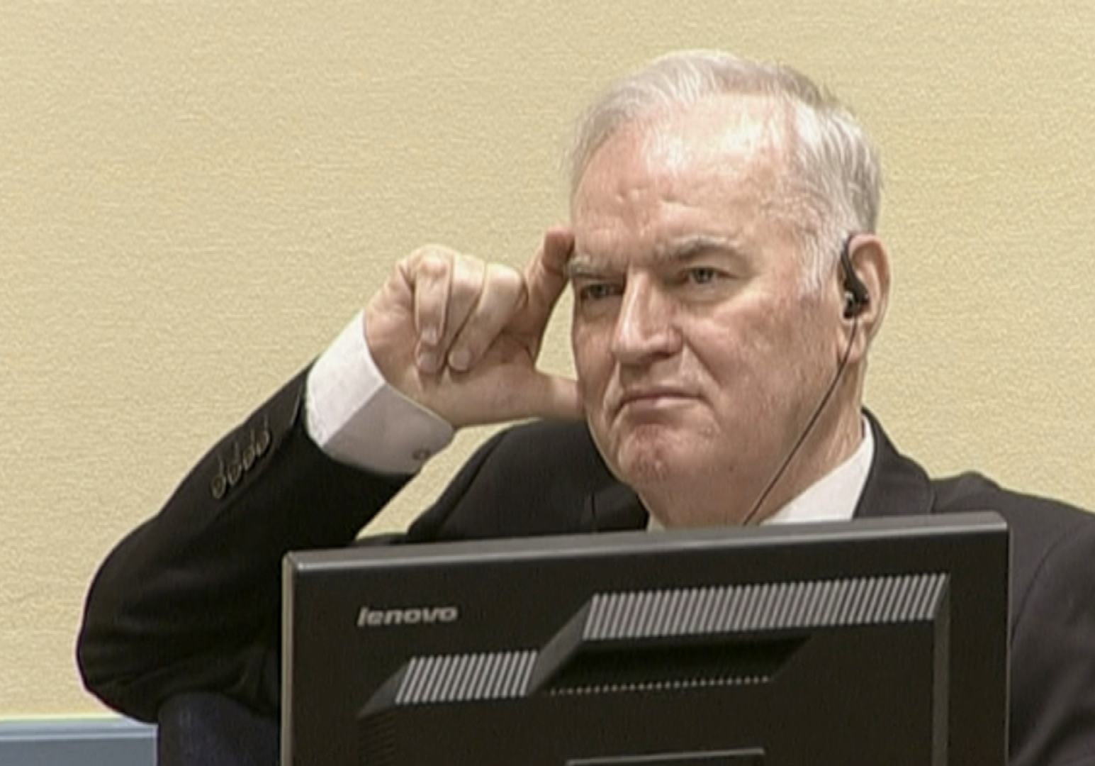 ratko mladic war crimes tribunal