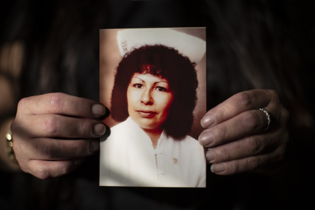 Kate Miner sought treatment at an Indian Health Service facility in Eagle Butte, S.D.