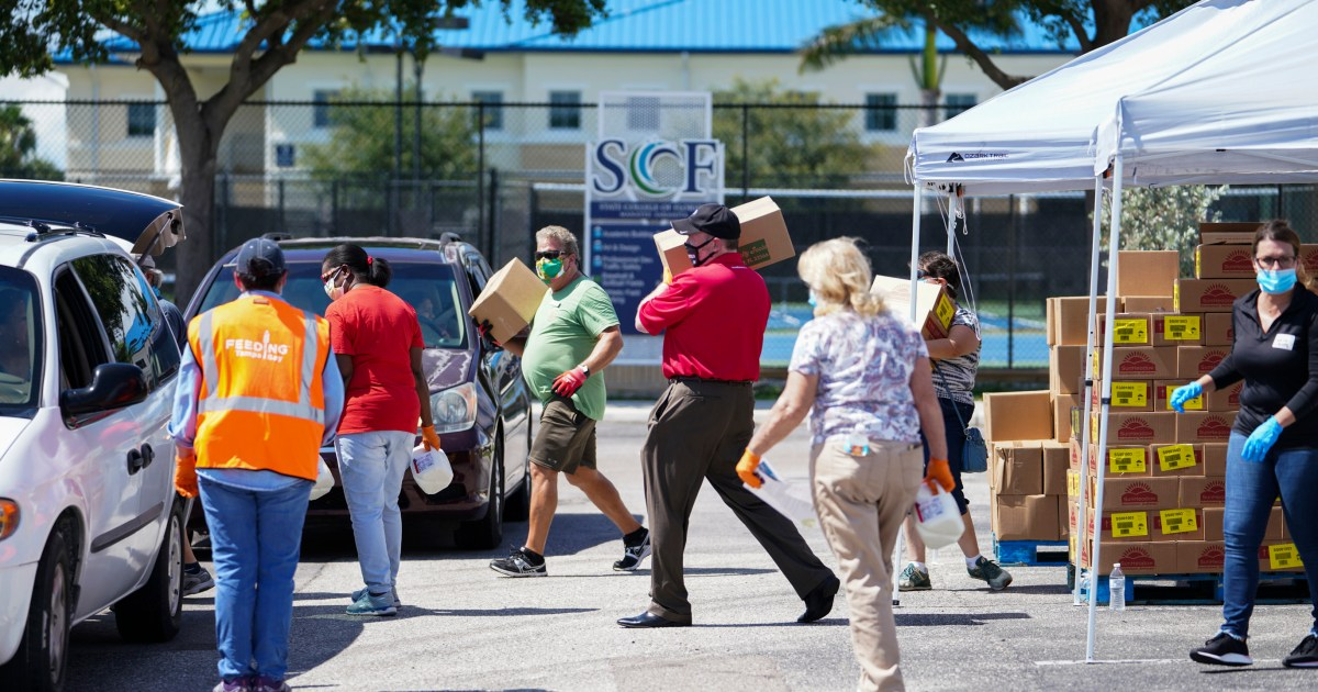 """1.3 million local people now """"food insecure,"""" warns nonprofit Feeding Tampa Bay"""
