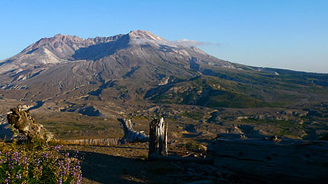 NOVA Official Website Mt St Helens Back From The Dead