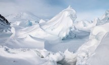Dispatches Antarctica Changed Ice