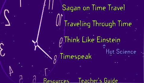 NOVA Online  Time Travel