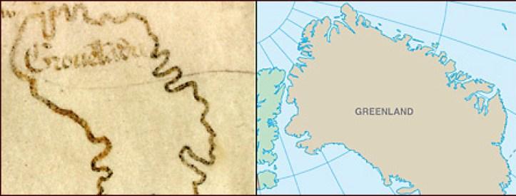 Island of Greenland
