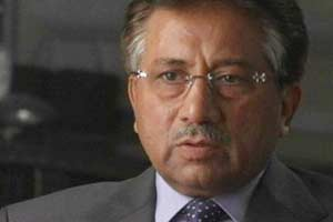 photo of Gen. Pervez Musharraf