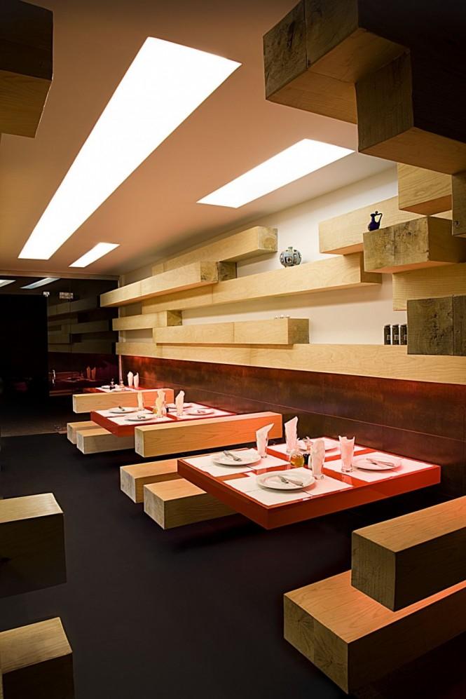 Blog  Restaurant Design in Tehran  Tehran Bureau
