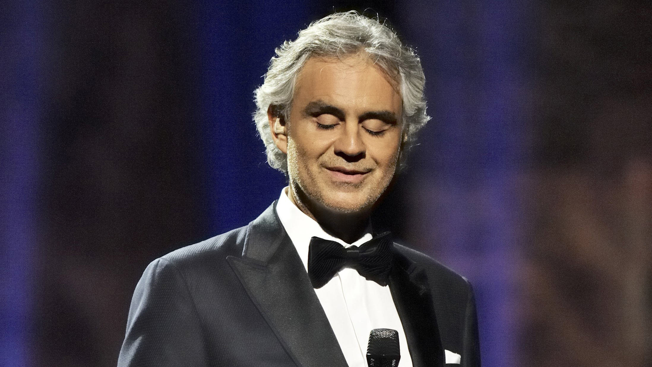Andrea Bocelli Cinema  Maria from West Side Story