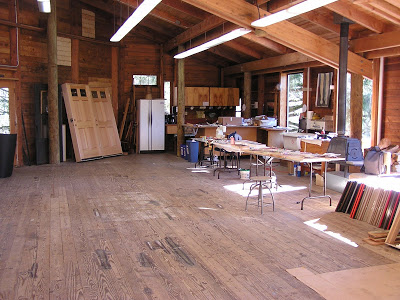 sitka center for art and ecology residency