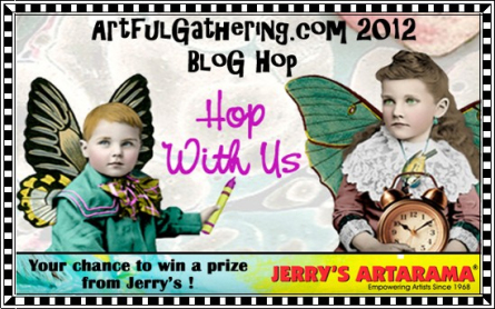 ARtful Gathering blog hop!