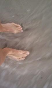 hope has feet~