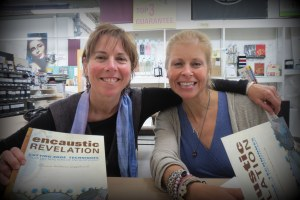 Trish and Shary with book launch - Daniel SMith - July 2014