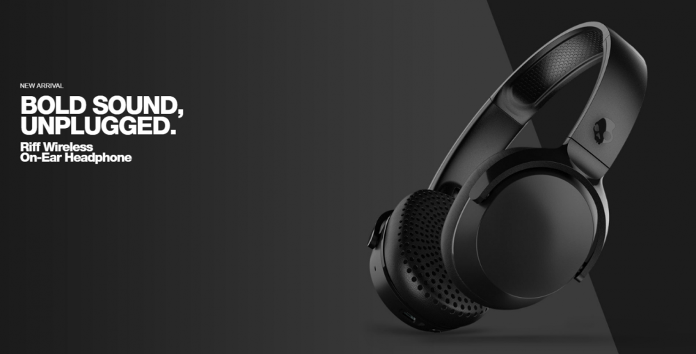 medium resolution of everyday headphones with flavor riff wireless comes in four different colorways to reflect your unique style complement your look with colors that pop