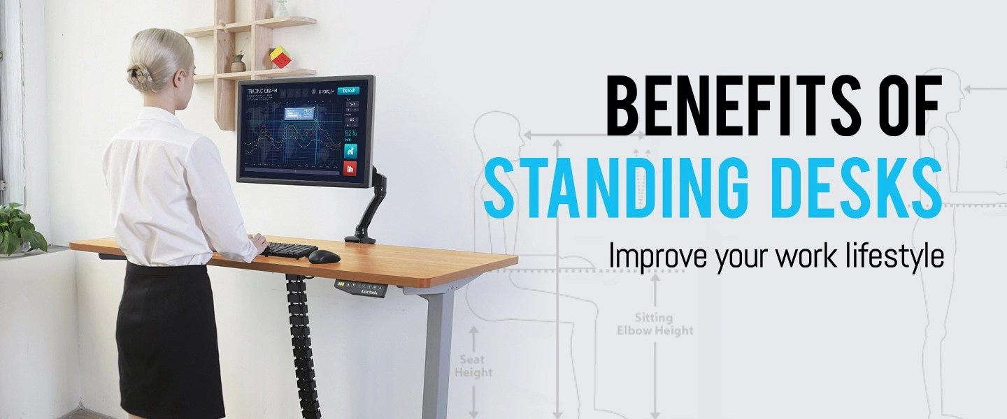 5 Health Benefits of Standing Desks  PBTechconz