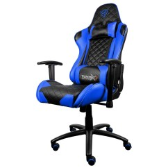 X3 Office Chair Folding Foam Bed Child Buy The Thunderx3 Tgc12 Gaming Black And Blue Tegc