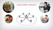 Avaya Teleworker Dubai