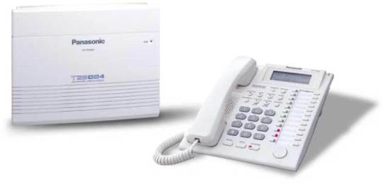 Panasonic 824 PBX