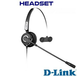 Dlink-Telephone-Headset-Dubai-UAE