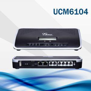 Grandstream UCM6104 IP PBX Abu Dhabi