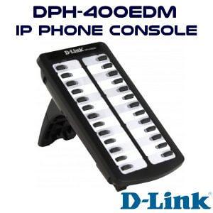 Dlink-DPH-400EDM-IP-PHONE-CONSOLE