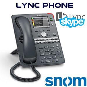 SNOM-LYNC-PHONE-DUBAI