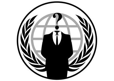 Anonymous, il marchio registrato su eBay