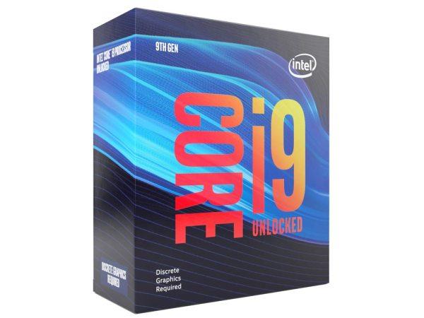 ntel Core i9-9900KF