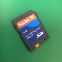 スマホで撮影したSDカードが認識しなくなり9,000枚の写真データ復旧