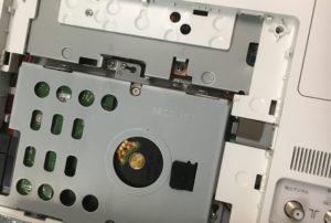 電源の入らなくなったSONY VAIO PCG-11417Nからファイルとフォルダーの取り出し