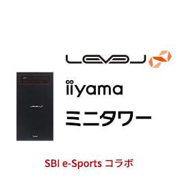 LEVEL-M046-iX4-RBX-SBIe [Windows 10 Home]